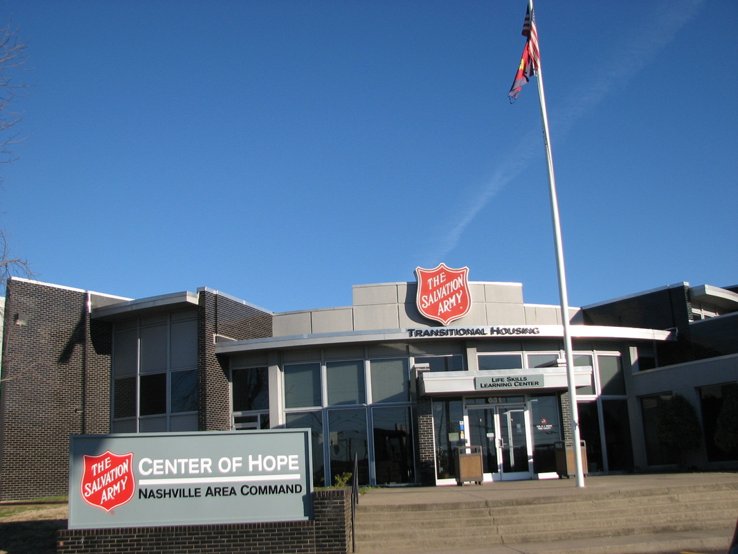 Center of Hope - Temple, TX Kroc Center, Biloxi, MS